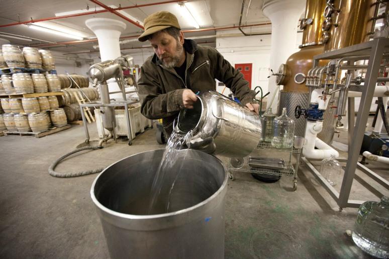 NY Distillery